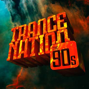 V.A. - Trance Nation - The 90s