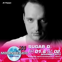 MOONBEACH X4 mit SUGAR D