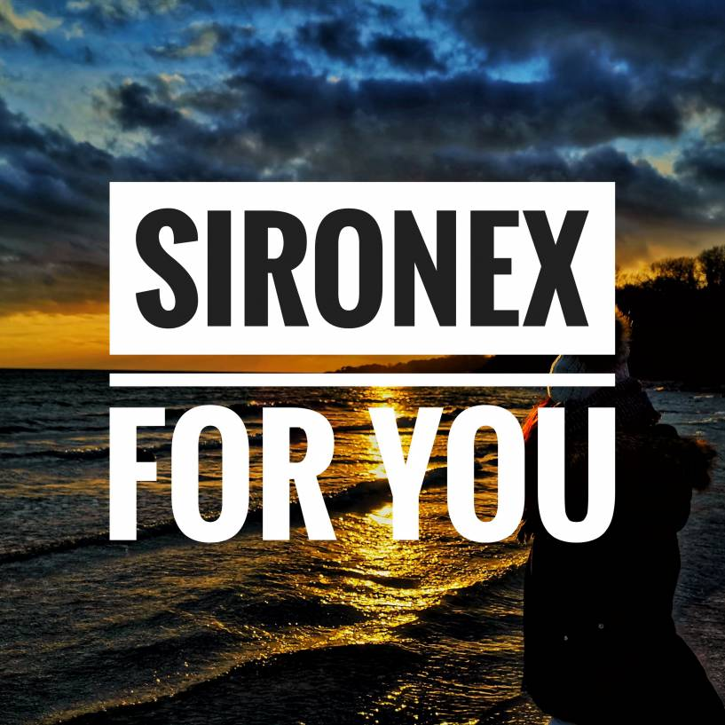 SIRONEX - FOR YOU - OUT NOW