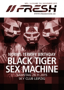 Black Tiger Sex Machine