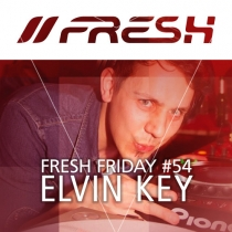 FRESH FRIDAY 54 - mit Elvin Key (o7.o8.15)