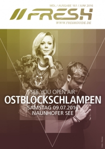 SA 09.07.16 : SEE YOU OPEN AIR @ NAUNHOFER SEE